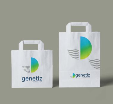Genetiz Foundation carry bag design