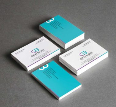 great-begin-card business card