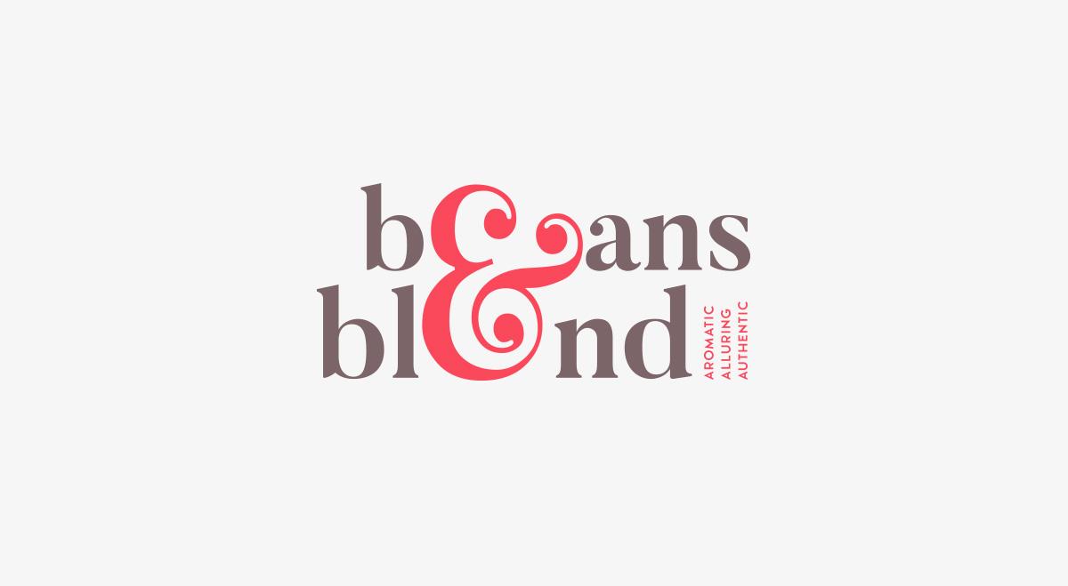 Beans & Blend corporate logo